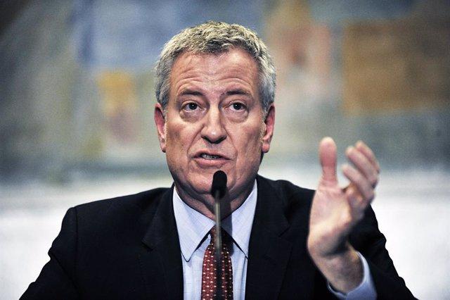 Coronavirus.- El alcalde de Nueva York declara el estado de emergencia y alerta