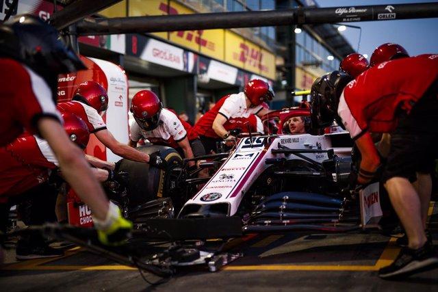 Fórmula 1/GP Australia.- El Gran Premio de Australia cancela toda su actividad d