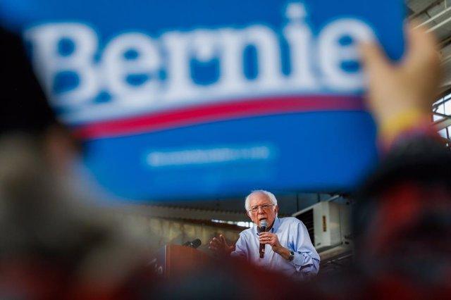 EEUU.- Sanders se hace con la victoria en las primarias demócratas del estado de