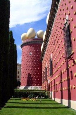 Museu - Teatre Dalí de Figueres (Girona)