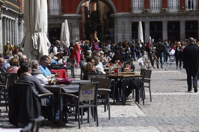 Terraza en Plaza Mayor