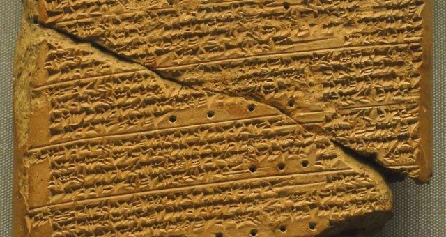 Utilizan IA para traducir los textos de las tablillas de arcilla antiguas