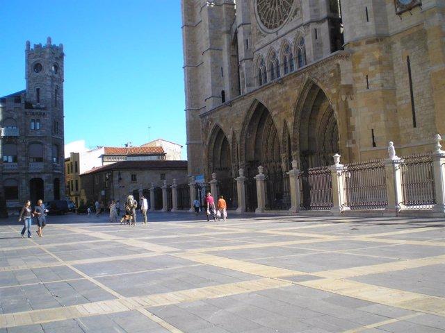 Catedral de Lleó.