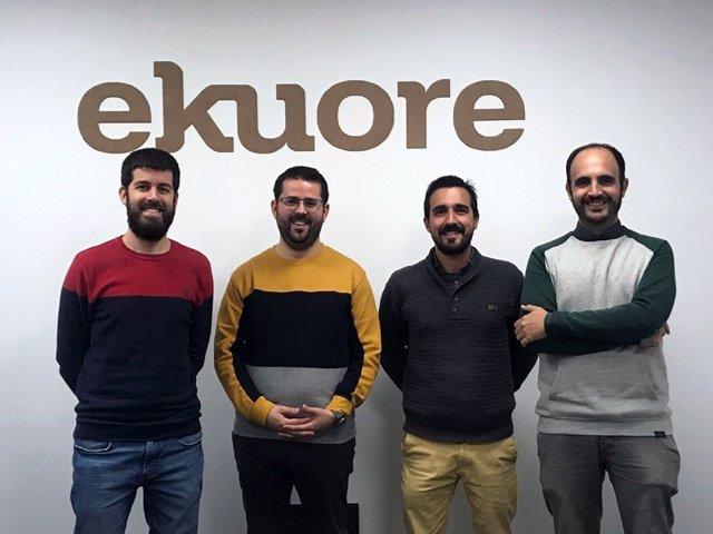 Fundadores de eKuore