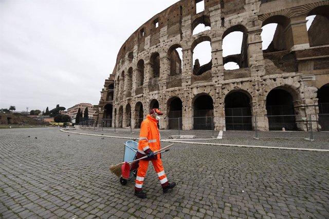Coronavirus.- Italia suma ya 1.266 muertos por el coronavirus tras 250 fallecido