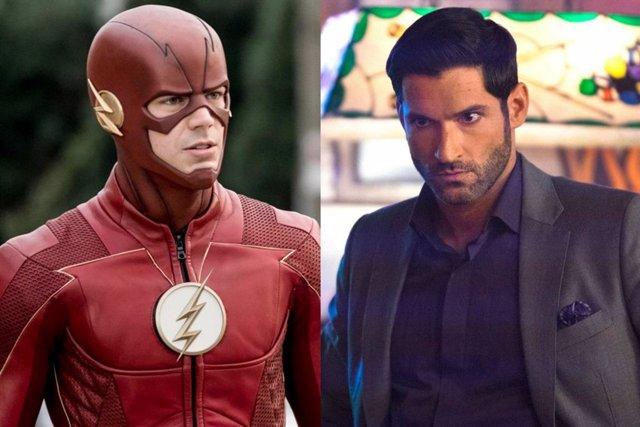 The Flash y Lucifer