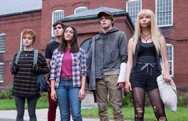 Imagen de la película Los Nuevos Mutantes