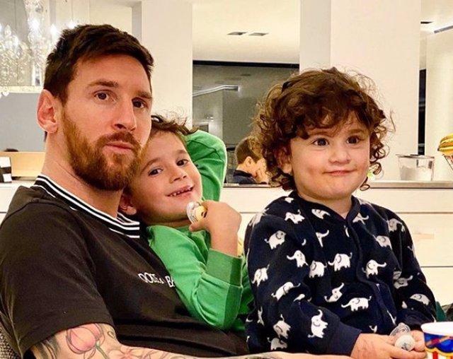 """Fútbol.- Messi: """"Es el momento de ser responsable y quedarse en casa"""""""