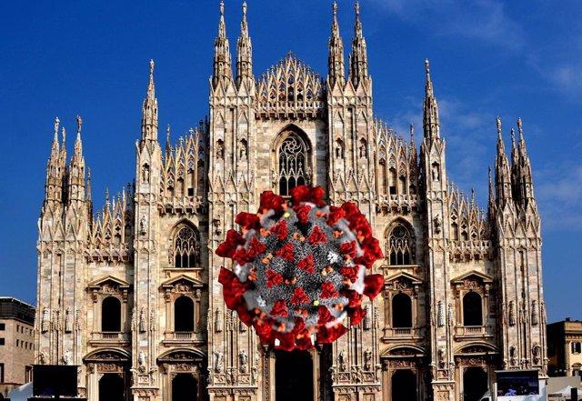 Coronavirus.- Aumentan a 966 los muertos por coronavirus en Lombardía