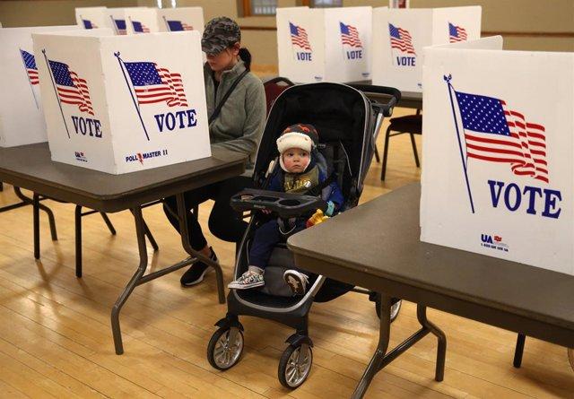 EEUU.- Georgia aplaza las primarias presidenciales a mayo por el coronavirus