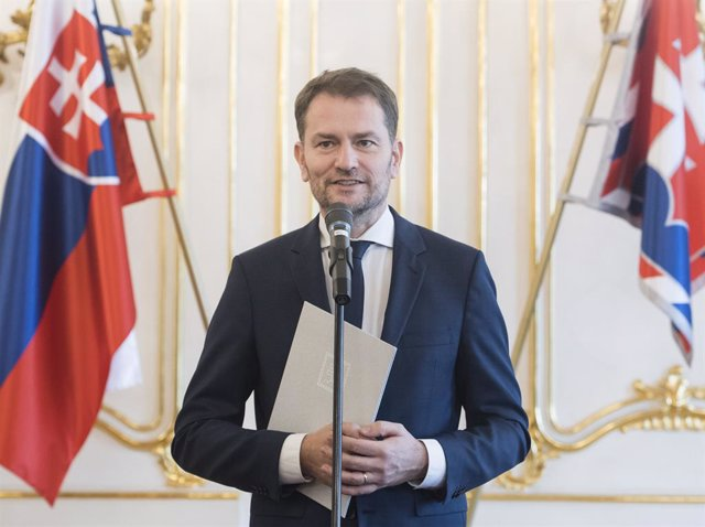 Eslovaquia.- Los posibles socios del próximo Gobierno en Eslovaquia presentan el