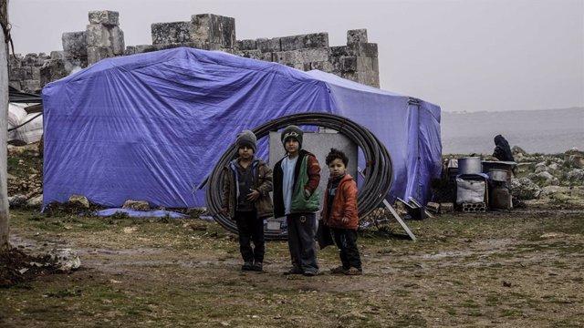 Siria.- Nueve años después, la guerra de Siria sigue causando estragos