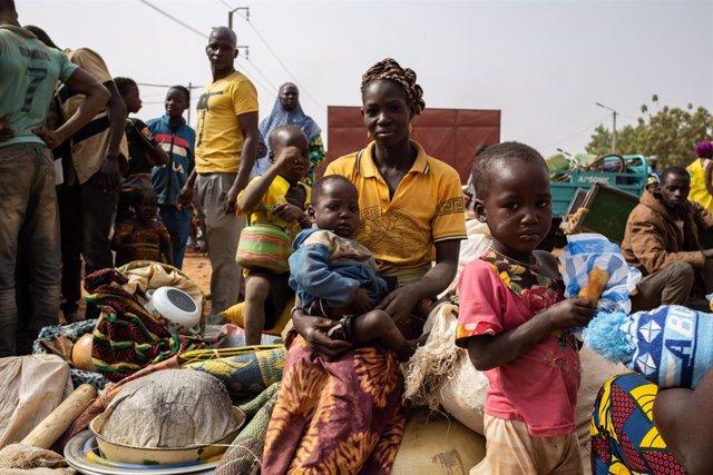 Coronavirus.- Burkina cierra escuelas y universidades tras constatar siete conta
