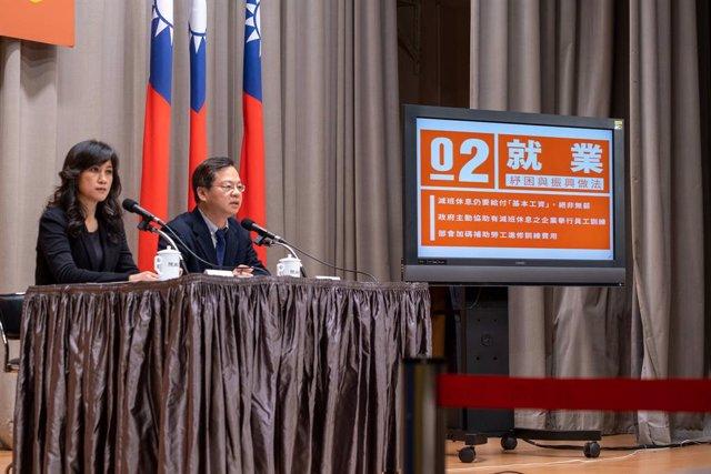 Coronavirus.- Taiwán recomienda no viajar al extranjero tras registrar seis nuev
