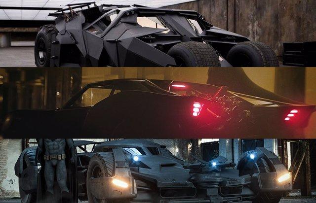 Todos los Batmóvil del cine, de peor a mejor