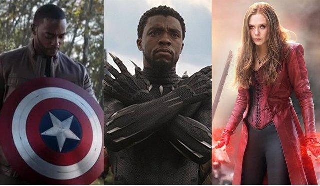 ¿Cuál Será El Equipo De Vengadores En La Fase 4 De Marvel?
