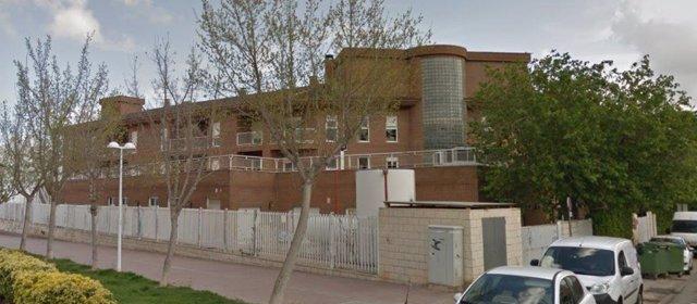 Residencia de personas mayores de Puzol (Valencia)