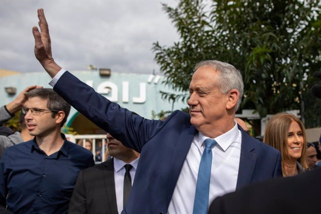 Israel.- El presidente de Israel encomienda a Benny Gantz la formación de Gobier