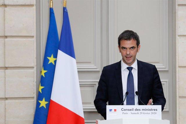 Coronavirus.- Francia confirma 29 muertos y 901 casos más en las últimas 24 hora