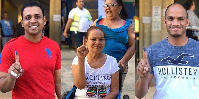 R.Dominicana.- República Dominicana repite las elecciones municipales tras la po