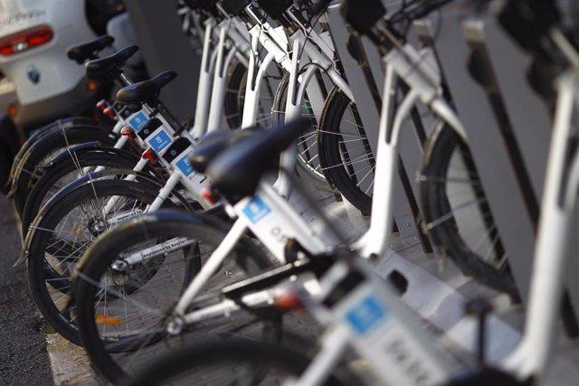 Servicio de bicicletas del Ayuntamiento de Madrid, bicimad