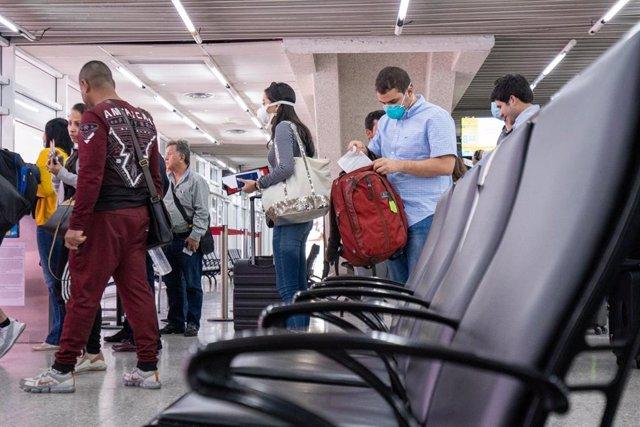 Aeropuerto de La Lima en Honduras
