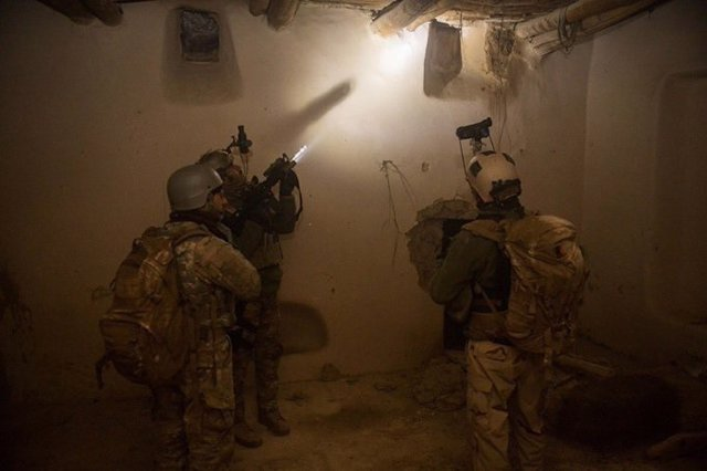 Afganistán.- Mueren once efectivos afganos en un ataque de los talibán contra un