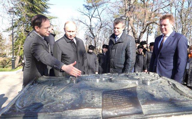 """Ucrania/Rusia.- Turquía denuncia la """"anexión ilegal"""" de Crimea por parte de Rusi"""