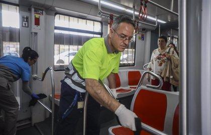 CCOO pide reducir la presencia de personal de Metro expuesto y ...