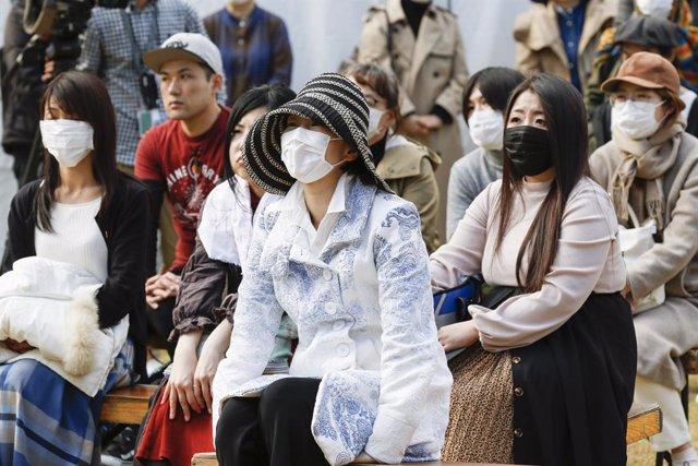 JJ.OO.- El 70% de los japoneses creen que los Juegos Olímpicos se aplazarán por