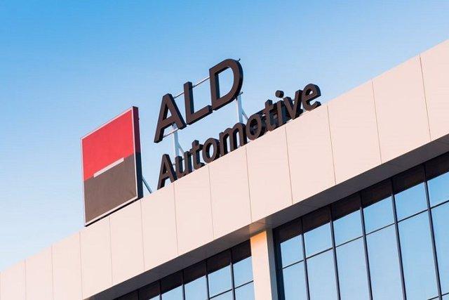 Sede de ALD Automotive en Madrid.
