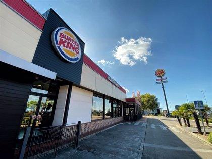 Burger King presenta un ERTE para su plantilla de 14.000 personas en España