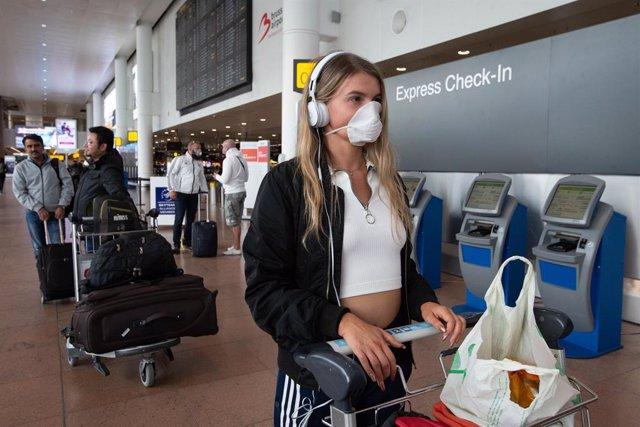 Bélgica.- Bélgica supera el umbral de los 1.000 positivos por coronavirus