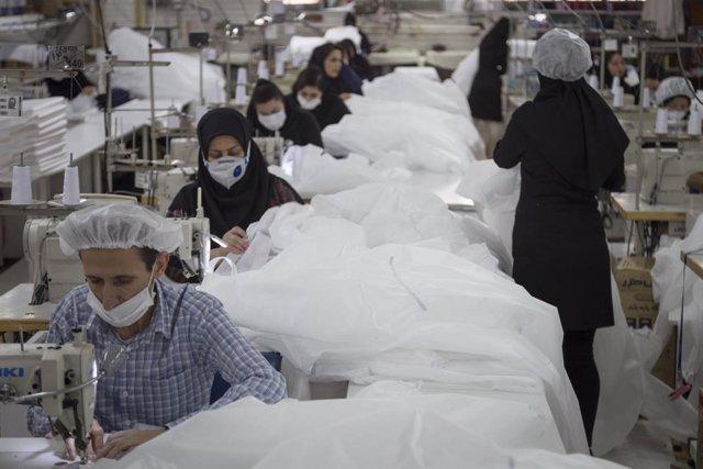 Coronavirus.- Irán registra ya mas de 850 muertos y casi 15.000 casos, con cerca