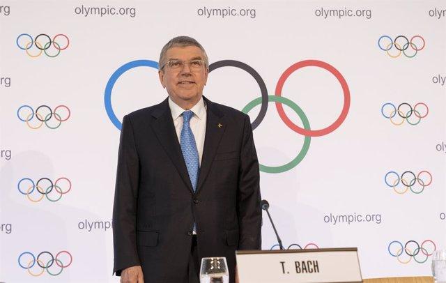 JJ.OO.- El COI debatirá sobre Tokyo 2020 por videoconferencia con comités olímpi