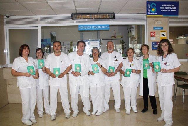 Celadores del Hospital de Cuenca