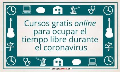 Cursos gratis online para aprovechar el tiempo libre durante el coronavirus