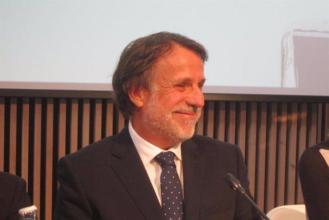 El president del Grup Planeta José Creuheras (arxiu)