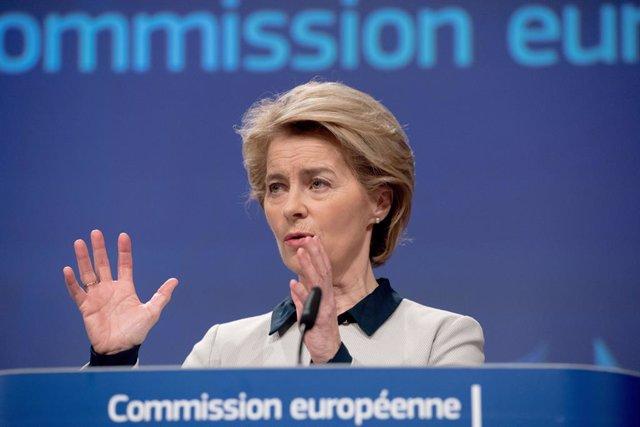 Coronavirus.- Bruselas financiará al laboratorio alemán al que Trump contactó pa