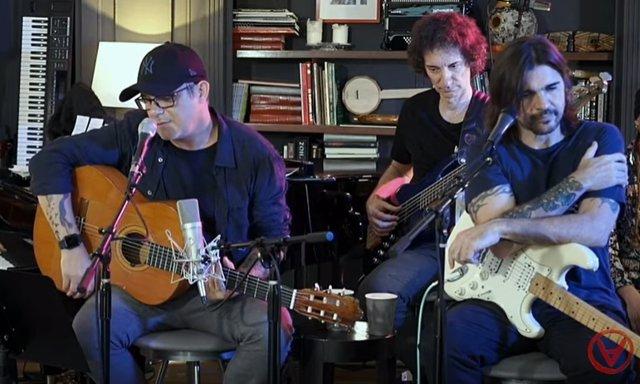 Alejandro Sanz y Juanes
