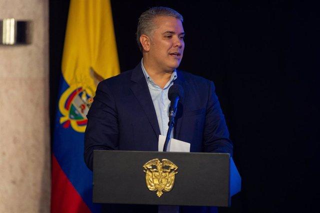 Coronavirus.- Duque señala a la OPS como canal de comunicación con Venezuela por
