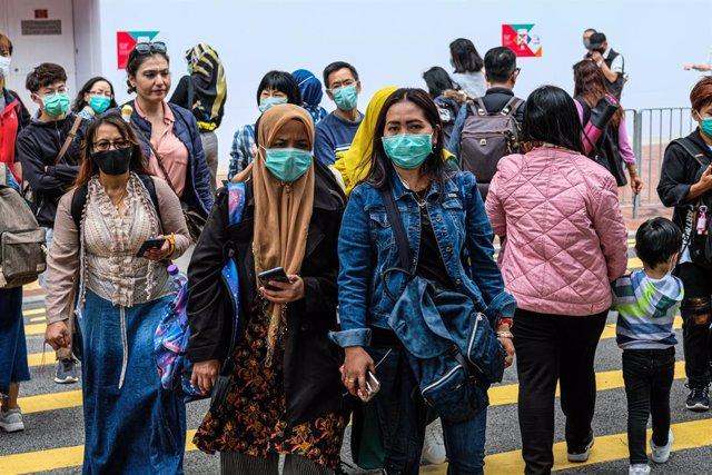 Coronavirus.- China registra 13 muertes por coronavirus y 21 contagios, 20 de el