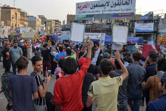 Irak.- El presidente de Irak encarga a un aliado de Al Abadi la formación de gob
