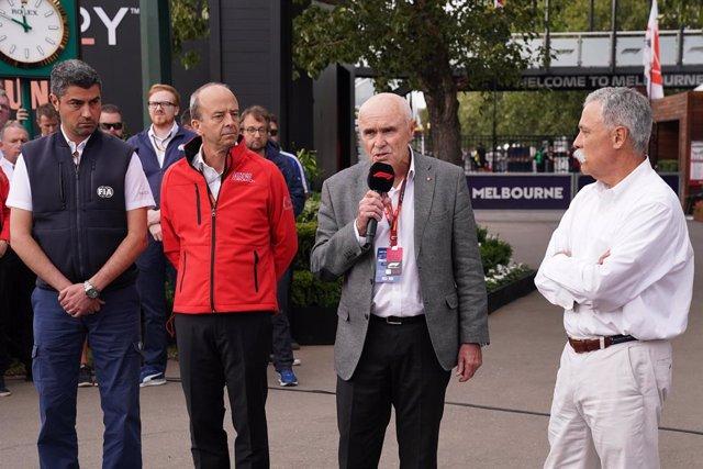"""Fórmula 1.- Chase Carey: """"Planeamos comenzar la temporada de la F-1 tan pronto c"""