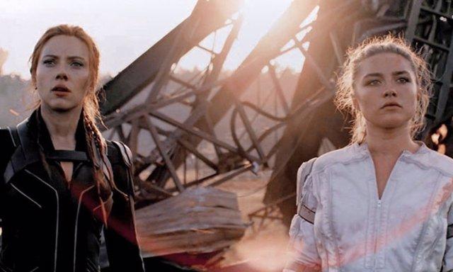 Imagen de la película Black Widow