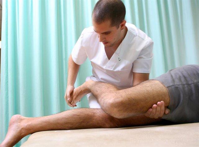 Empleo - Educación Universitaria - Fisioterapia