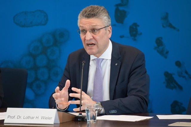 Coronavirus.- Alemania advierte de que la pandemia del coronavirus podría prolon