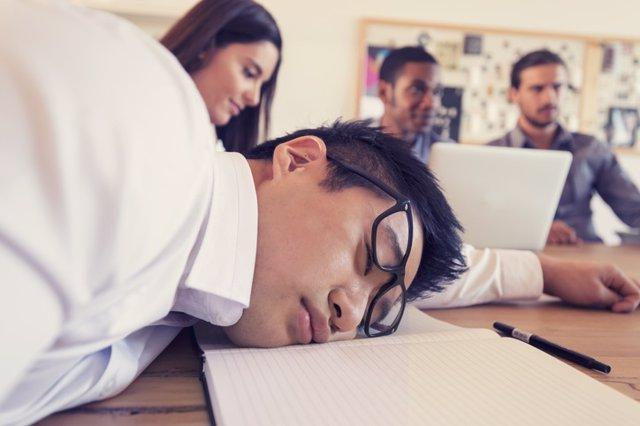 Dormir, sueño, narcolepsia