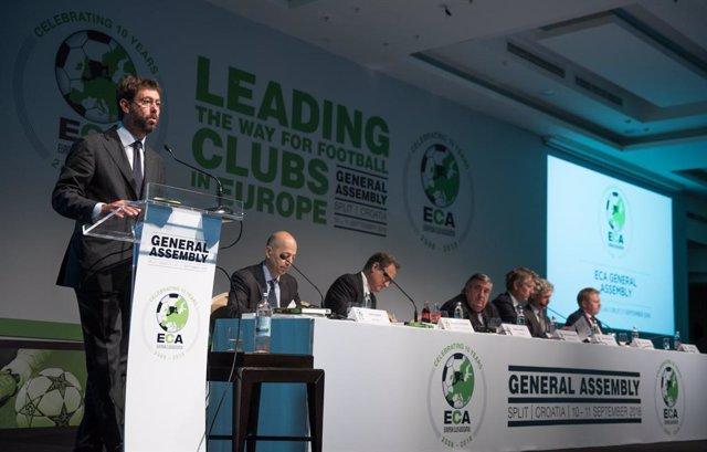 Fútbol.- Los clubes europeos aplauden el aplazamiento de la Eurocopa