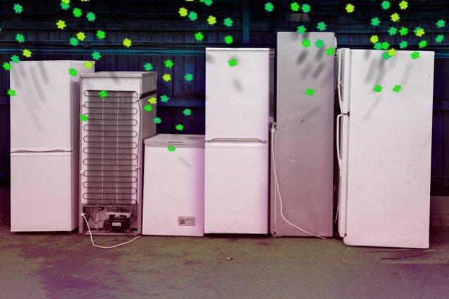 Productos hechos con CFC siguen dañando la capa de ozono